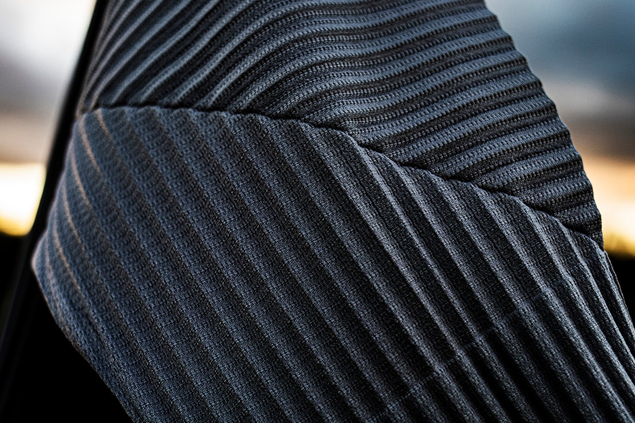 HOMME PLISSÉ ISSEY MIYAKE What The Tech HYPEBEAST Exclusive Interview Pleated Trousers T Shirt Tee Coat Mens Japanese Luxury Design How its Made
