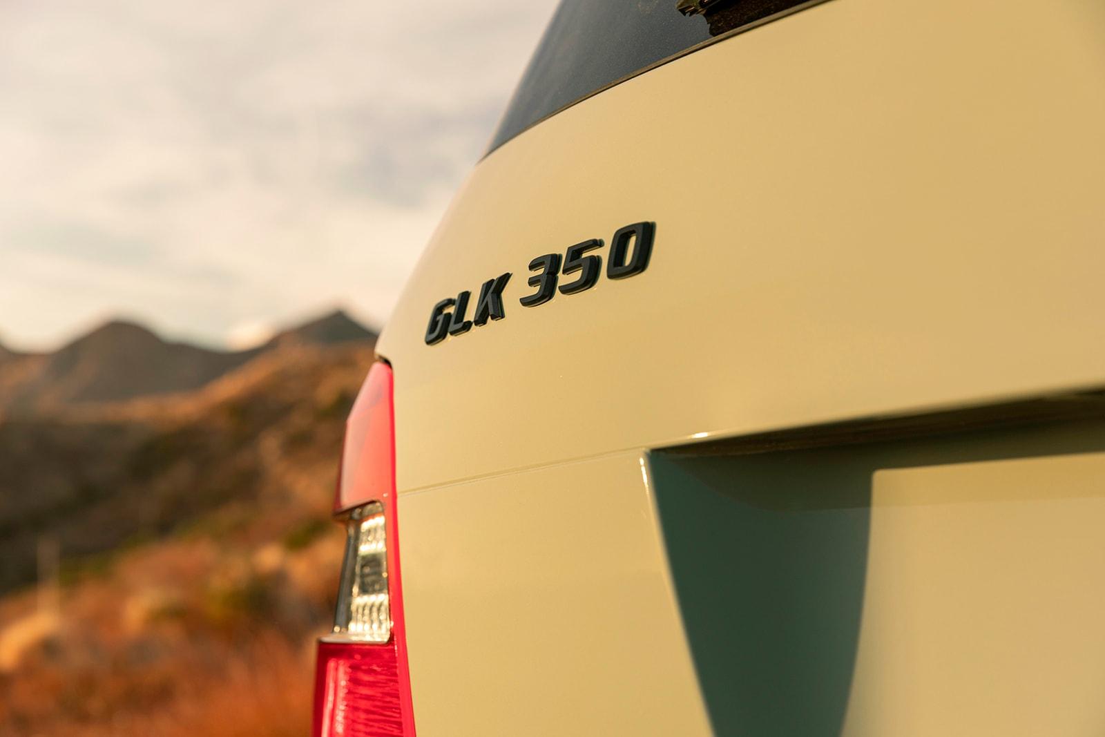 Jeff Staple's Mercedes-Benz GLK 350 Interview Staple Design G-Wagon