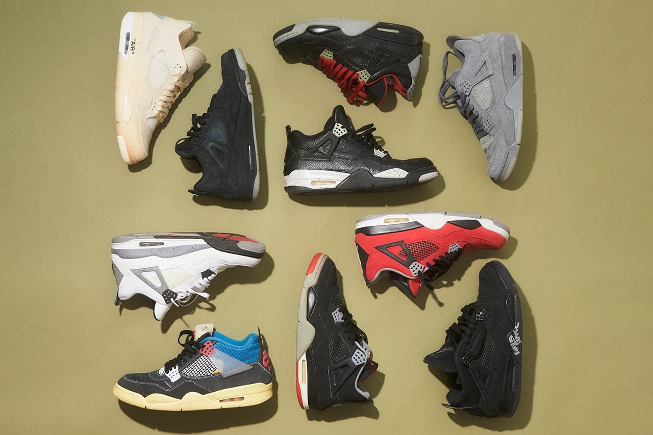 sole mates joe la puma air jordan 4 black cat compex sneaker shopping finish line interview conversation official release date info photos price store list buying guide