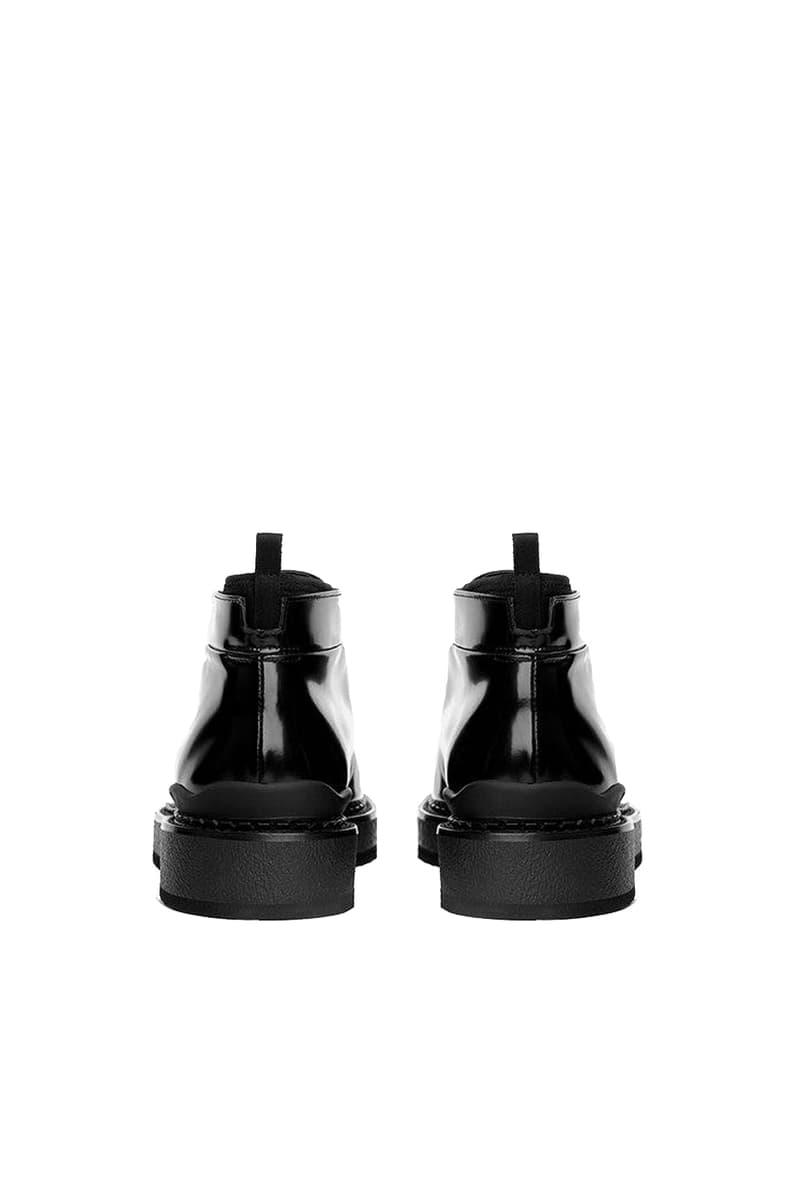 "John Elliott ""Creeper II"" Boot Release Date Info colorway price retail black leather original shoe spring summer 2021 ss21 menswear 2017"