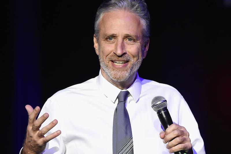 Jon Stewart Returns to TV With 'The Problem With Jon Stewart' Apple TV Plus Apple TV+ Emmy award talkshow host  host, writer, producer and director Jon Stewart