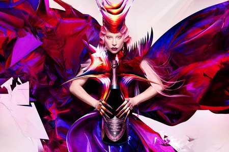 Lady Gaga and Dom Pérignon Celebrate the Queendom