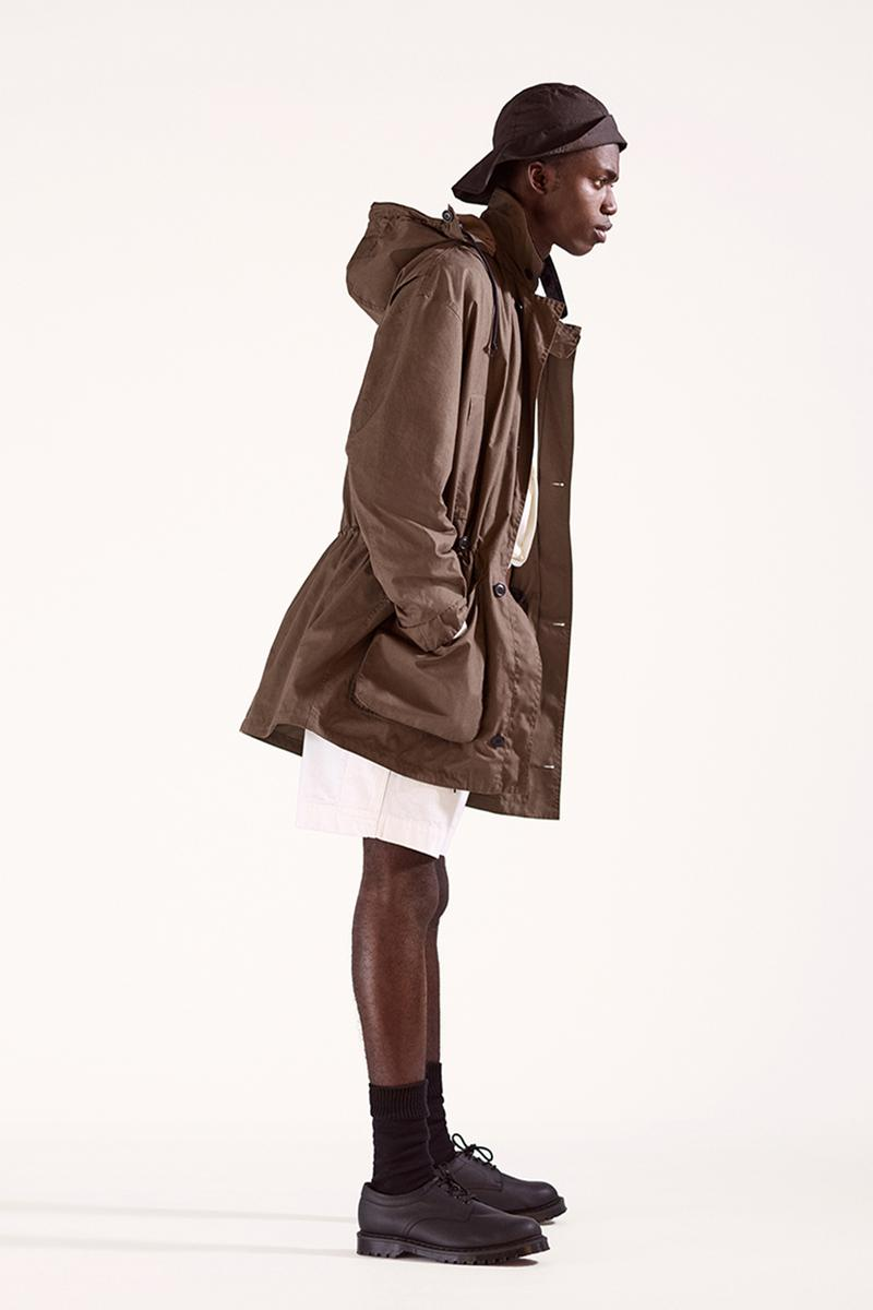 maragaret howell barbour endurance jacket parka release info store list buying guide photos price