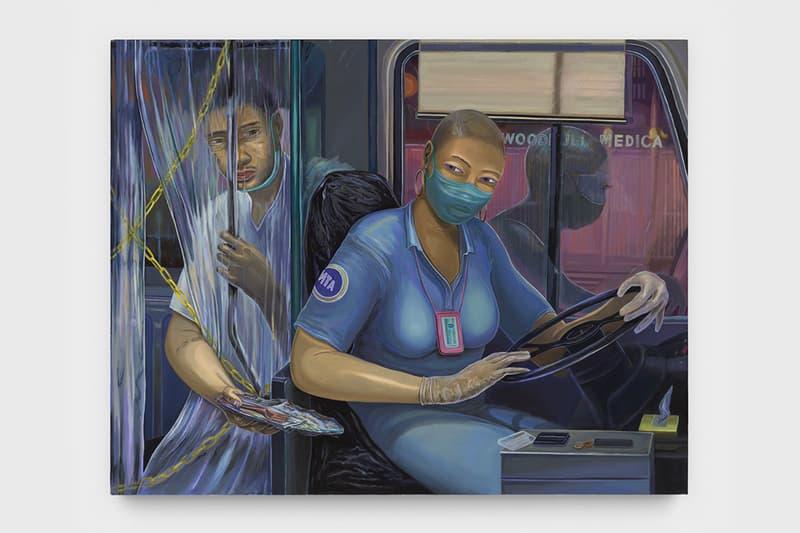 Martin Wong Aaron Gilbert 1981 2021 Exposición Galería PPOW