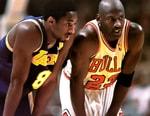 Michael Jordan to Present Kobe Bryant Into Basketball Hall of Fame