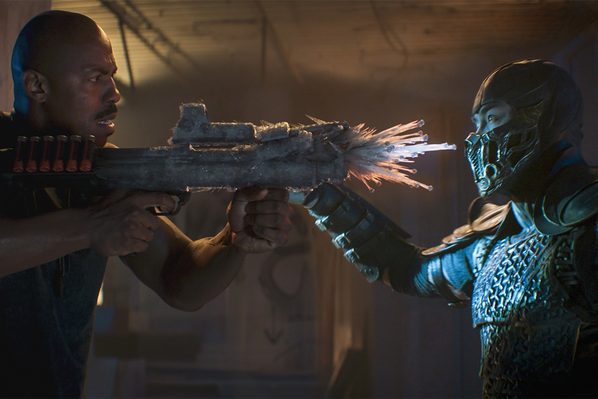 mortal kombat movie film reboot franchise joe taslim sub zero character cast interview warner bros pictures