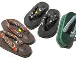 NEEDLES' Season-Appropriate Fabrics Rework Classic Suicoke Sandals