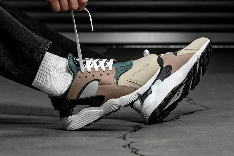 nike air huarache escape DH9532 201 release date info store list buying guide photos price bisque storm grey rope black