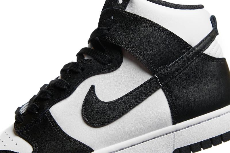 nike dunk high panda white black university red dd1869-103 release date info store list buying guide photos price