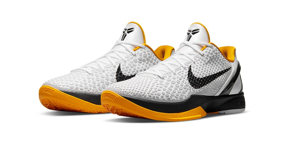 "Official Look at the Nike Kobe 6 Protro ""POP"""