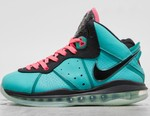 "The Legendary Nike LeBron 8 ""South Beach"" Is Coming Back"