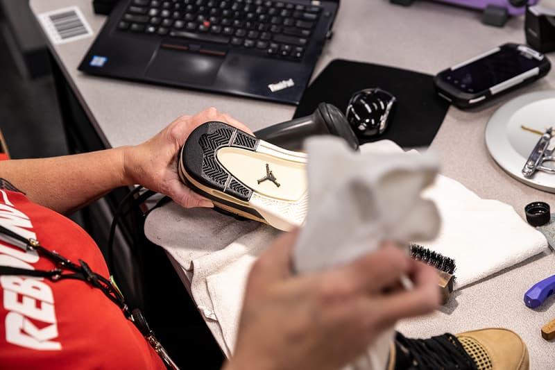 nike refurbished circularity program return shoes nike grind release info store list move to zero extend footwear life