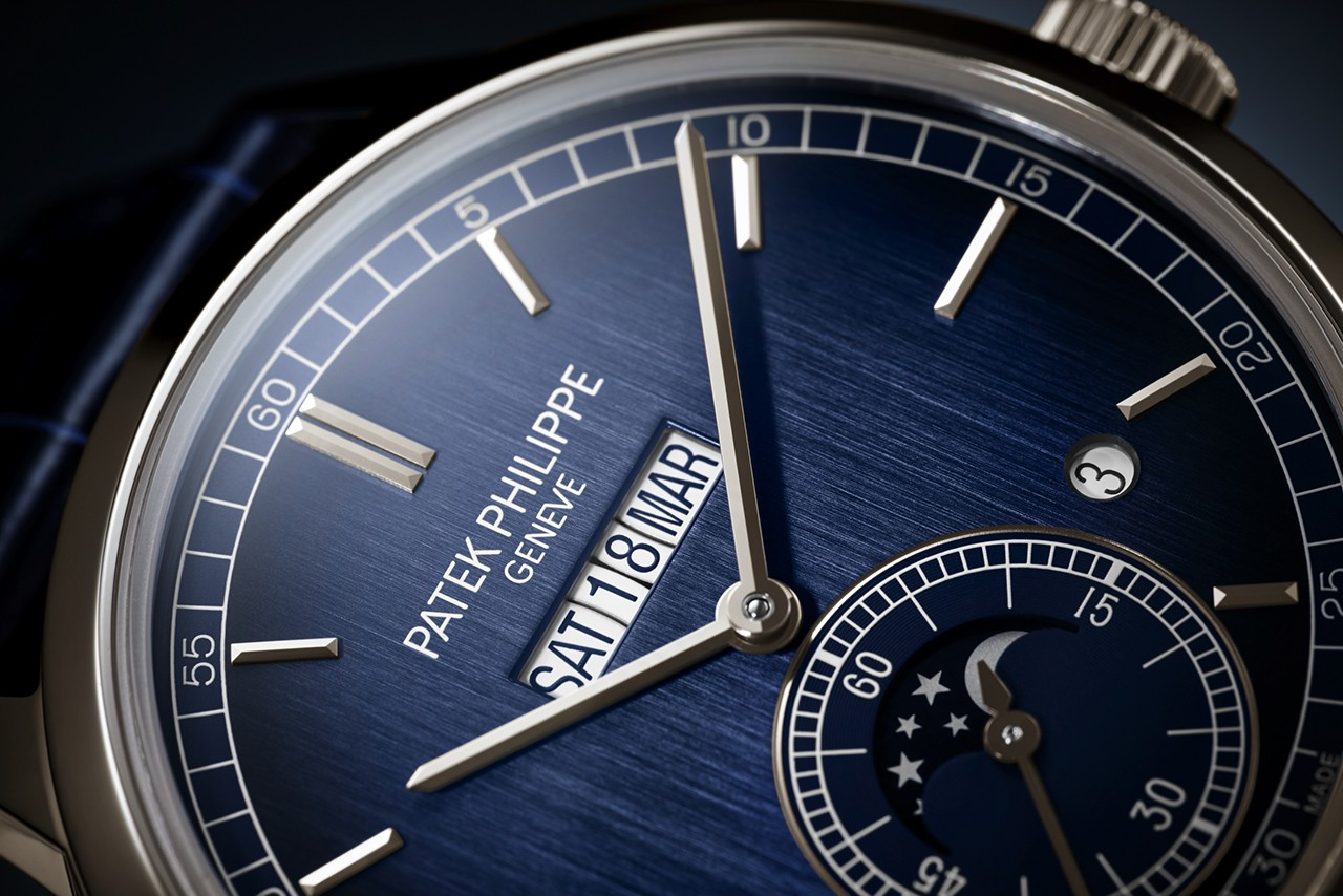 Patek Philippe 5236P Reworks the Perpetual Calendar With New Linear Display