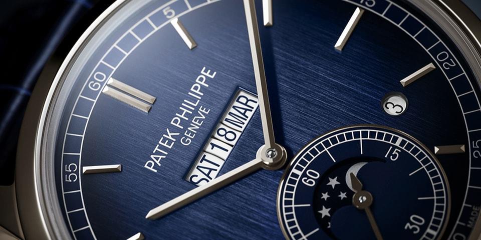 Patek Philippe Drops New Calatravas and Linear Perpetual Calendar