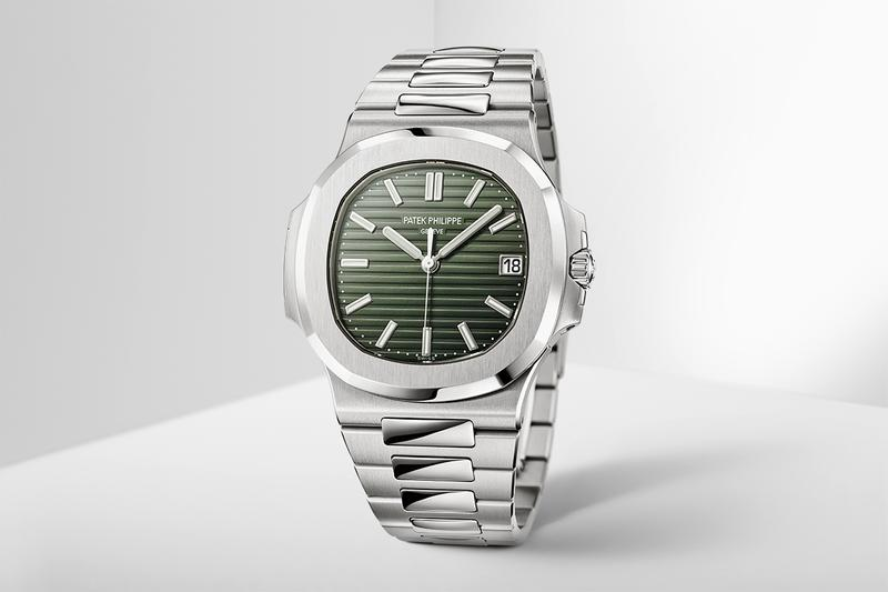 Patek Philippe Drops Stainless Steel 5711 Final Edition With Green Dial