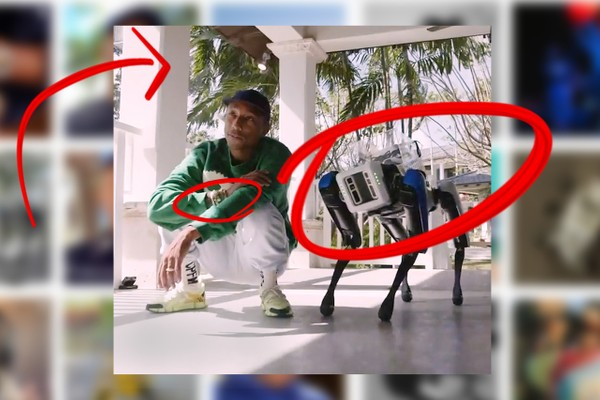 'Tagged' Spotlights Pharrell and His Sneaker-Delivering Robot