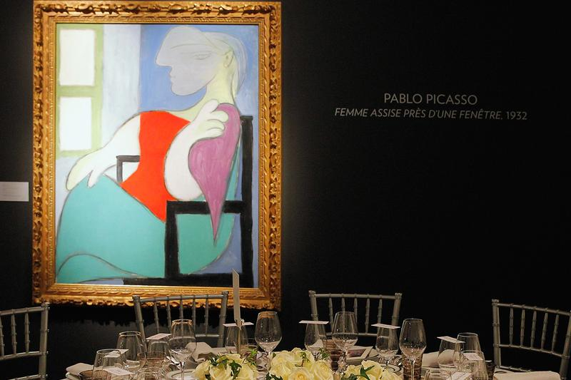 $55 Million USD Pablo Picasso Painting Spotlights Christie's Reformatted May Evening Sales Auction in New York