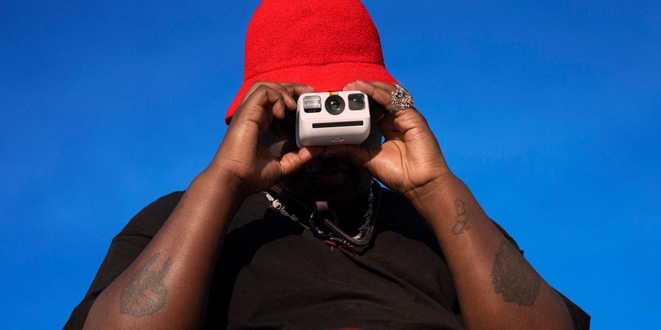 Polaroid Unveils Its Tiniest Analog Instant Camera
