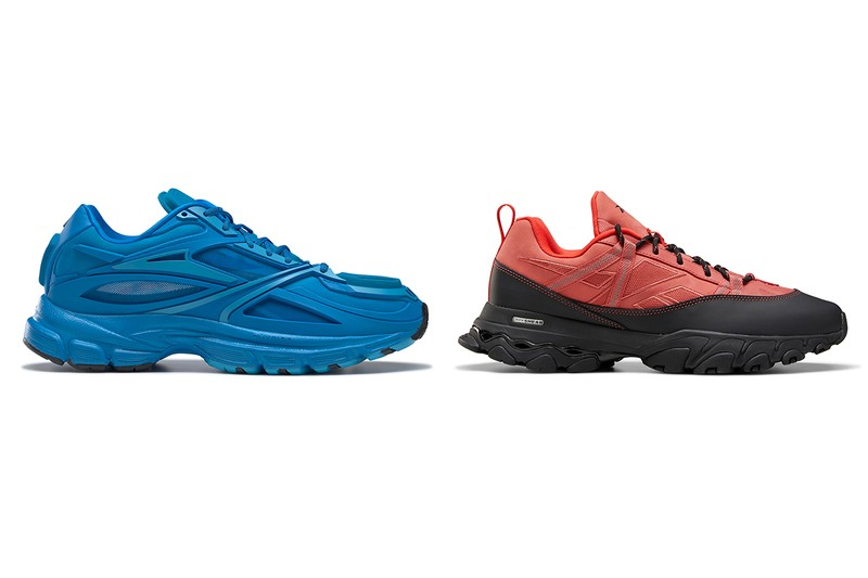 """Reebok Unveils the Premier Road Modern """"Pure Blue"""" and DMX Trail Shadow """"Clay Red"""""""