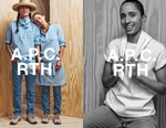 """A.P.C.'s """"INTERACTION#10"""" Honors Cult Los Angeles Boutique RTH"""