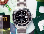 A 'Cinderella Man'-Engraved Rolex Submariner Is Now for Sale