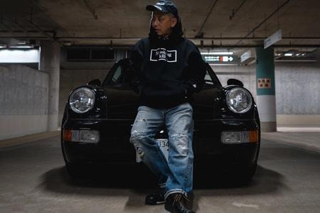 DRIVERS: Ryo Ishikawa and His 1992 Porsche 911 Turbo 964