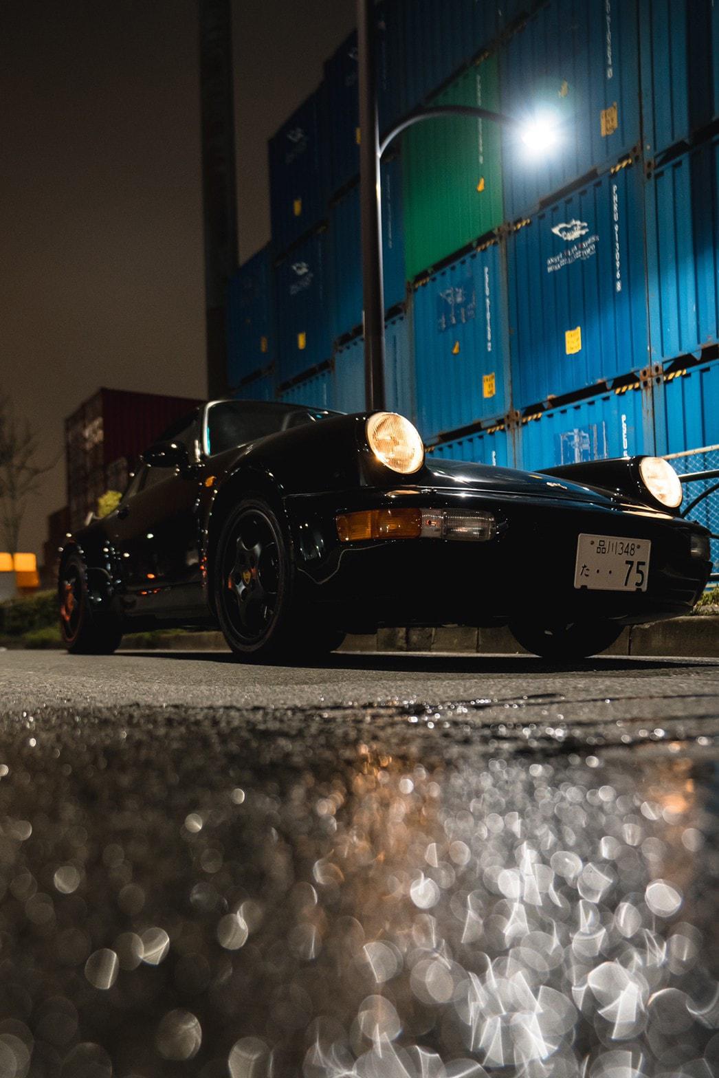 Ryo Ishikawa of FR2 and His Porsche 911 Turbo 964 Drivers Feature 1992 Air Cooled Rear Engined Gundam Zaku