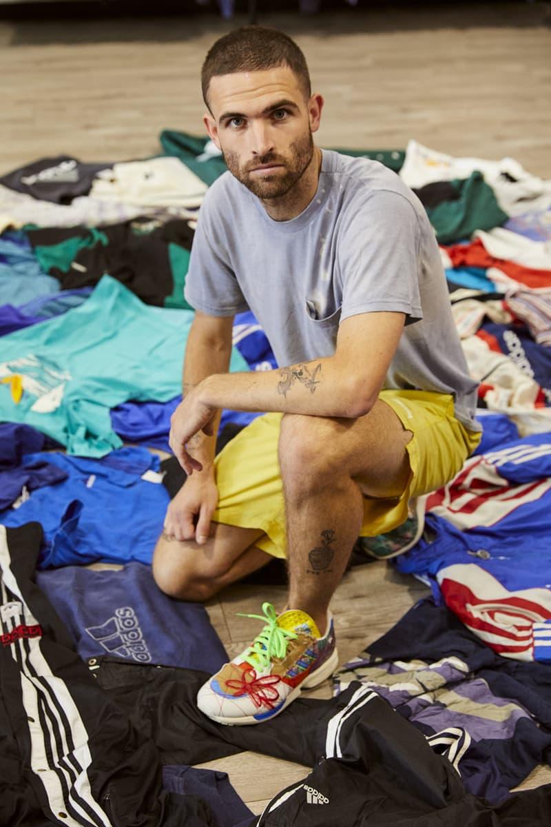 Información de la entrevista de sostenibilidad de Sean Wotherspoon Información de colaboración de las zapatillas adidas originals zx 8000 superearth