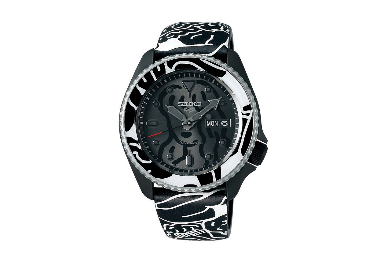 AUTO MOAI Seiko 5 Sports Limited Editions are Anything but Anonymous