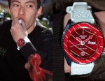 Seiko and Evisen Link for Skate-Inspired Watch Collab