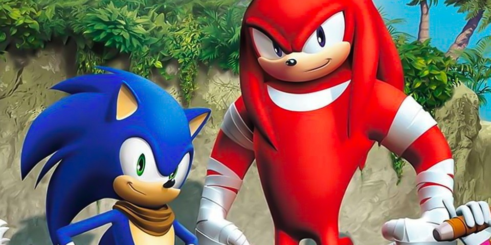 'Sonic 2' Set Photo Reveals Appearance of Knuckles and Tails