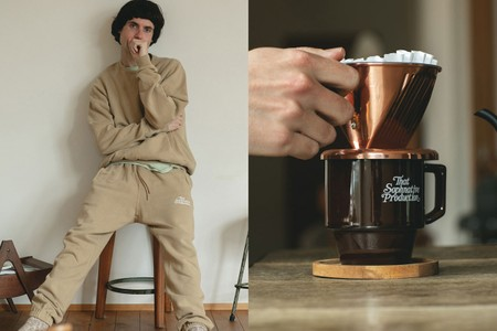 Nonnative and SOPH. Cook up Coffee-Dyed Home Wears and Homeware
