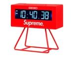 Supreme Takes On Seiko's Victory Marathon Alarm Clock