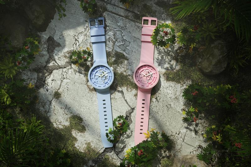 Swatch Develops New Soft Touch Bioceramic Material