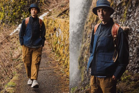 nanamica Honors Tanner Goods' 15th Anniversary With GORE-TEX Capsule Collaboration
