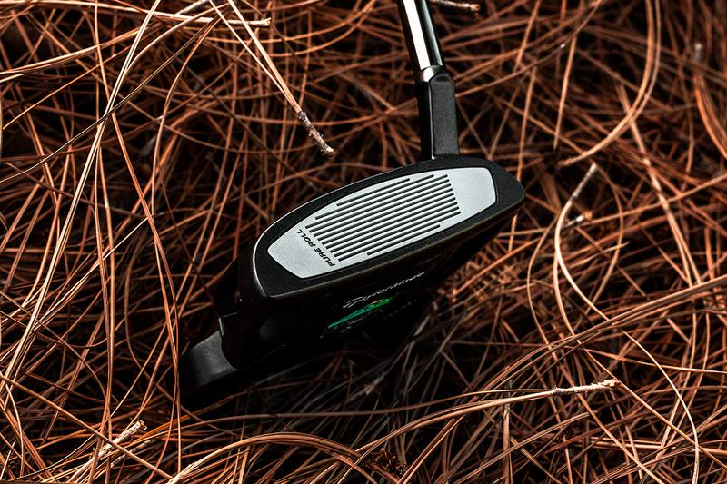 TaylorMade Unveils The Dustin Johnson Itsy Bitsy Spider Limited Edition Putter The Masters Augusta National
