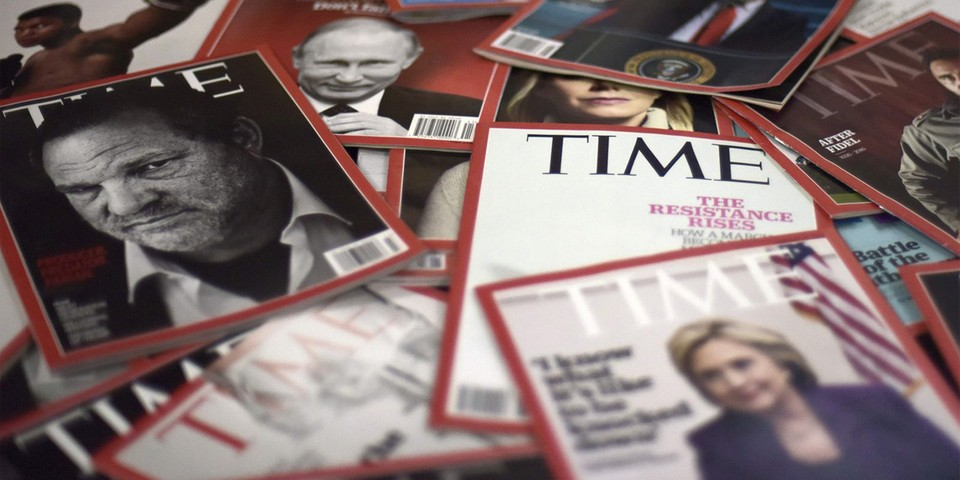 'TIME' Magazine Will Start Paying Its President in Bitcoins