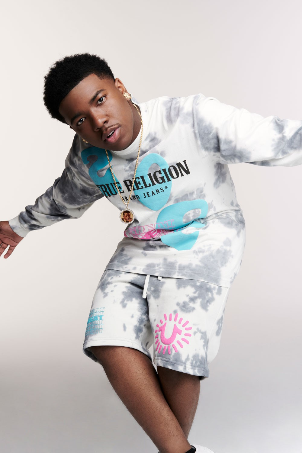 true religion x kida the great capsule collection release t shirts sweat sets sweat shorts