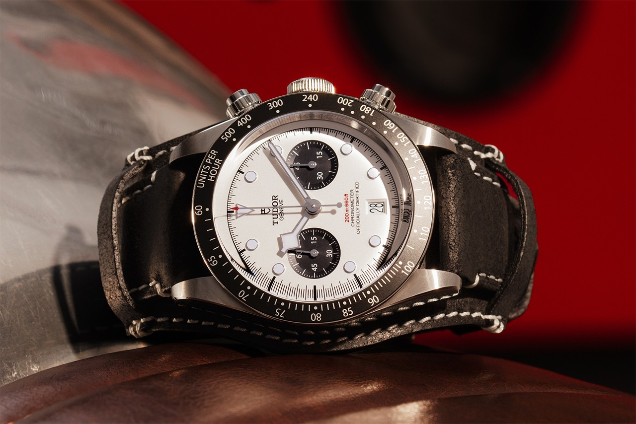 Tudor Drops New Pair of Chronographs to Mark 50 Year Anniversary
