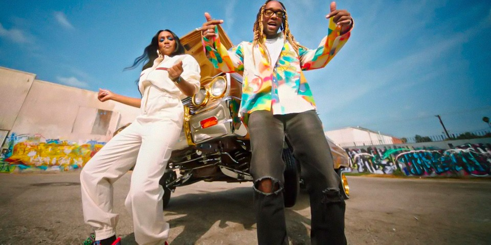 Ty Dolla $ign Celebrates Freedom In 'By Yourself' Music Video With Tiffany Haddish and Jhené Aiko