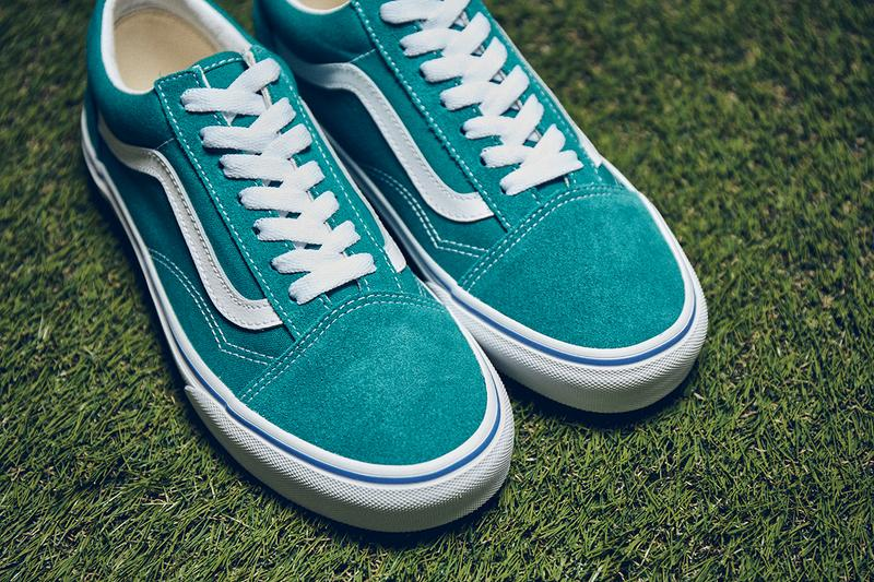 vans old skool turtle print seafoam green official release date info photos price store list buying guide
