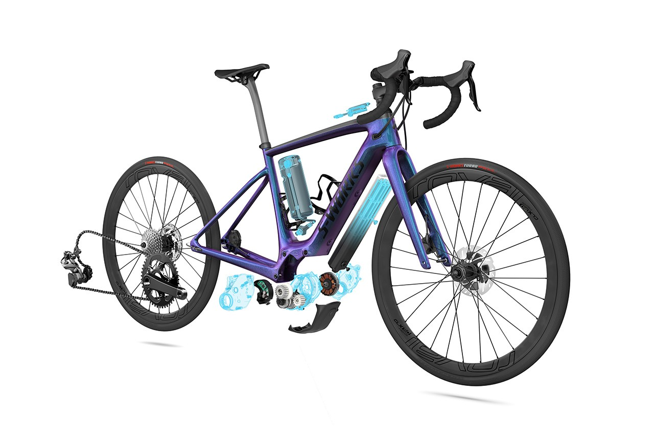 specialized turbo SL system e-bike electronic bikes cycling s-works interview how does the Turbo SL work road gravel mountain