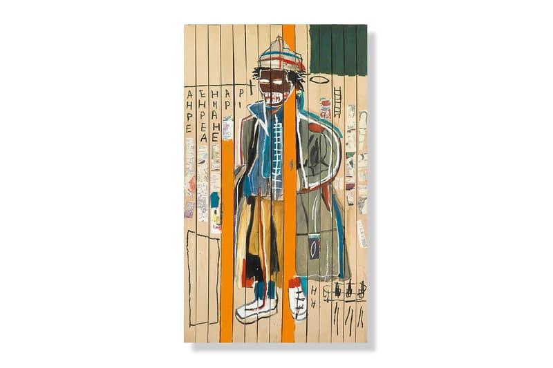 Escribiendo el futuro Basquiat y la generación Hip-Hop Exposiciones extendidas Arte de Boston Jean-Michel Basquiat