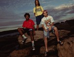 Billionaire Boys Club Splashes Into Summer 2021 With A Kaleidoscopic Campaign