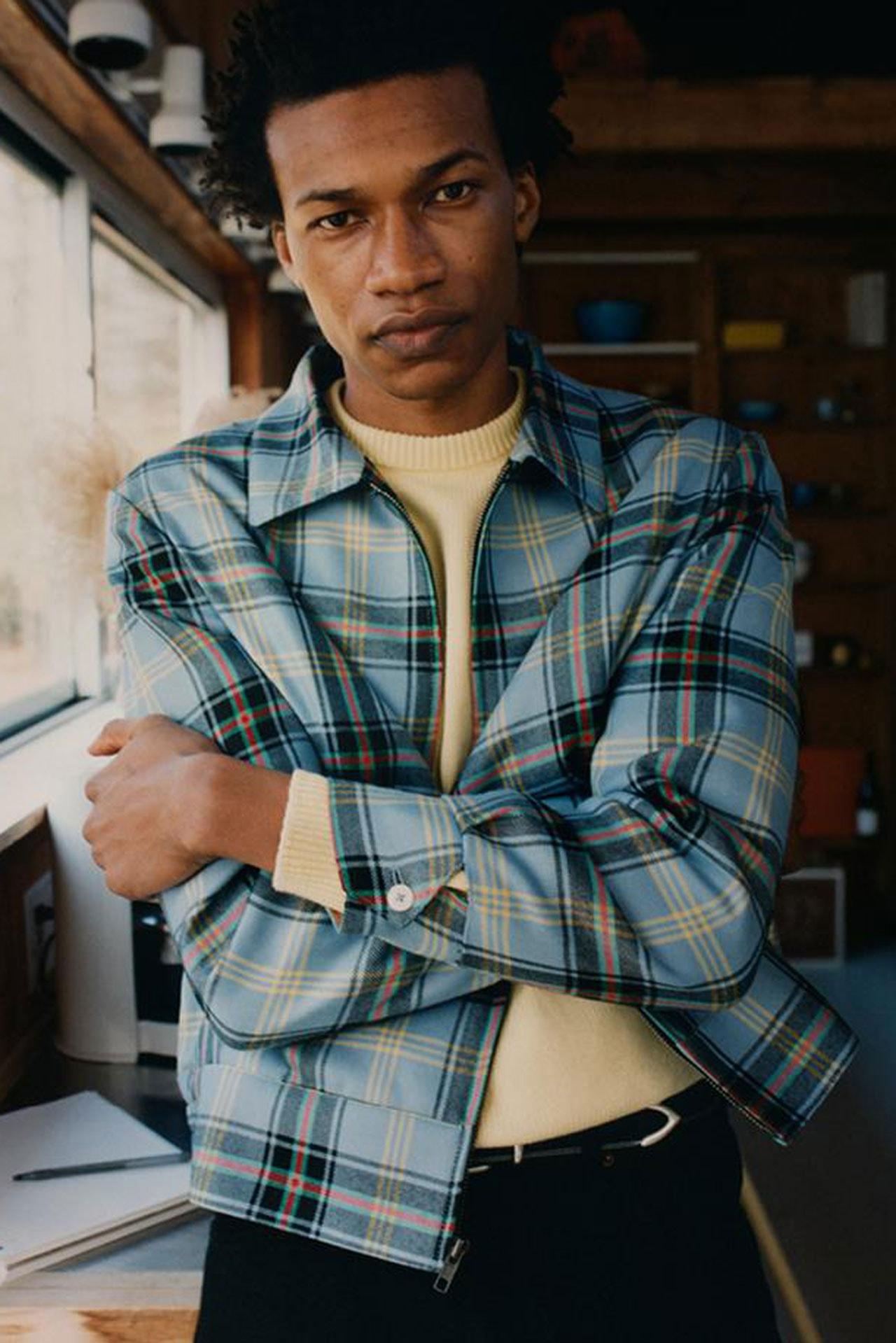 Brendon Babenzein J Crew Men's Creative Director Supreme Noah fashion