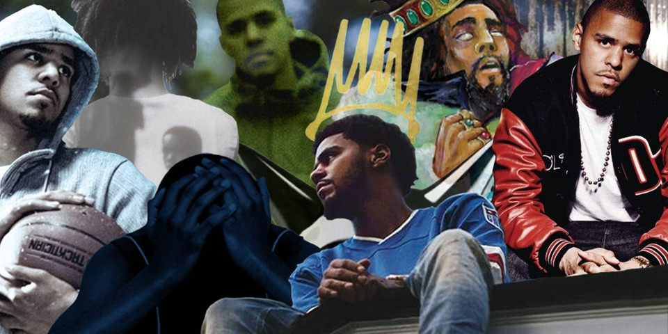 A Ranking of J. Cole's Projects