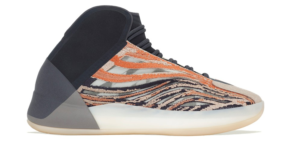 Adidas Announces Official Release Date for the YEEZY QNTM  quot Flash Orange quot
