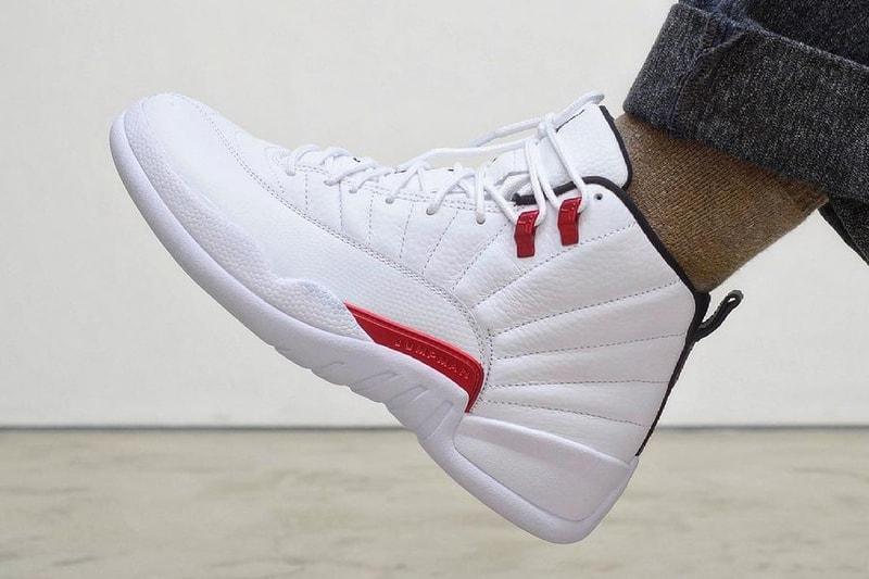 "Detailed Look at the Air Jordan 12 ""Twist"""
