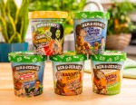 Ben & Jerry's Introduces Five New Dairy-Free Ice Cream Flavors