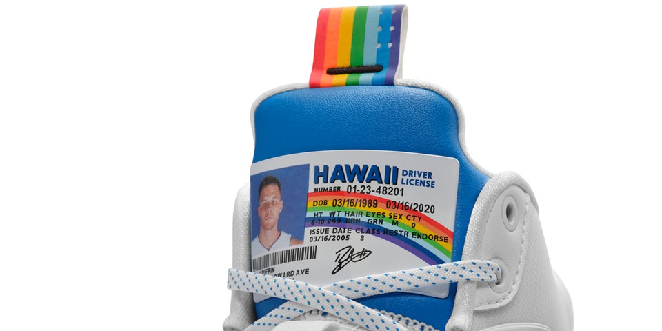 "Blake Griffin Takes the Court in a ""McLovin""-Themed Air Jordan 35"